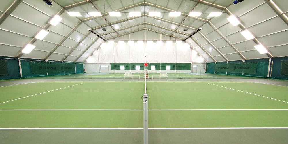 Tenis Hala Int